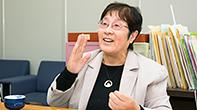 奥地圭子さん