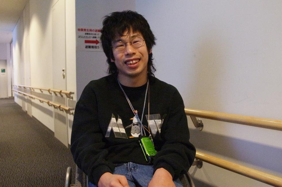 日本賞受賞記念 阿部優也さん